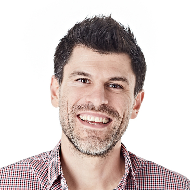 Louis Zezeran - CEO